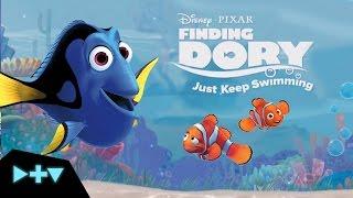 Disney Pixar - Finding Dory (Full Story)