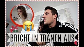 SIE BRICHT IN TRÄNEN AUS 😭 + VERLOSUNG | 06.12.17 | Daily Maren & Tobi
