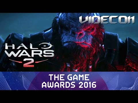 Halo Wars 2: Trailer Historia The Game Awards 2016 (Español) - Atriox Xbox One, PC
