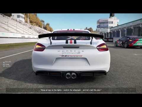 Project cars 2 [PS4] LTE & PMC  - Porsche Cayman Cup - Sugo