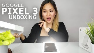 Google Pixel 3: Unboxing & First Impressions
