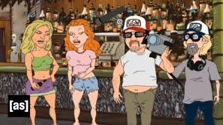Girls Gone Wild | Stroker and Hoop | Adult Swim