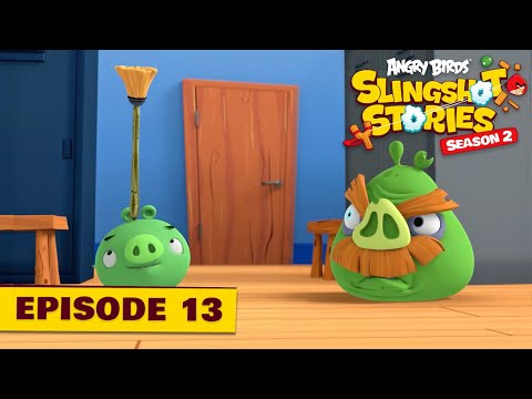 Download Angry Birds Slingshot Stories S2 | Perfect Balance Ep.13