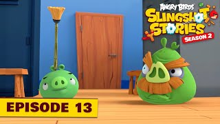 Angry Birds Slingshot Stories S2 | Perfect Balance Ep.13