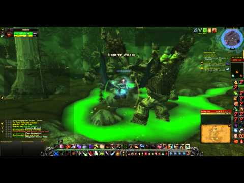 Nature and Nurture - World of Warcraft Quest Guide
