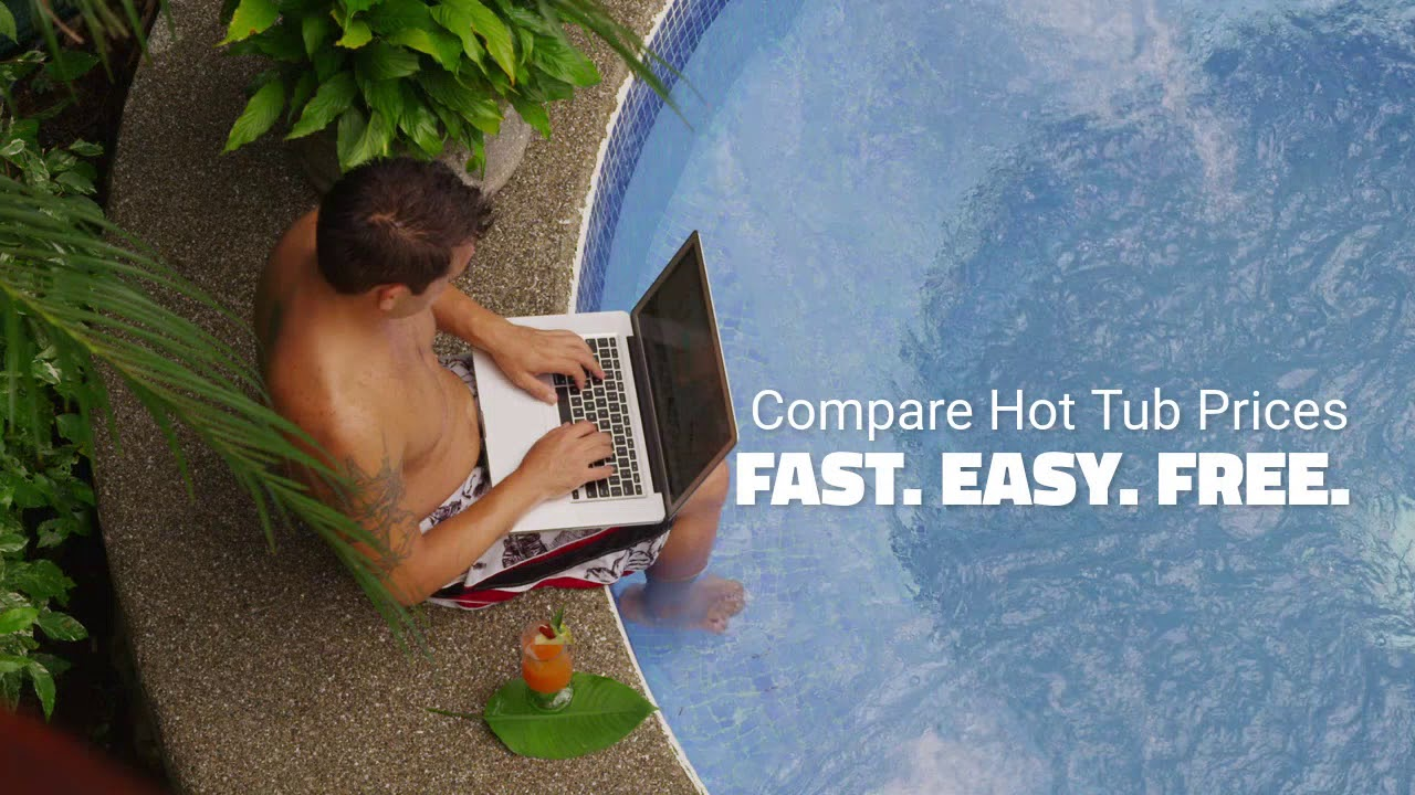 Hot Tub Quote - Compare Prices on Hot Tubs and Save Money - YouTube
