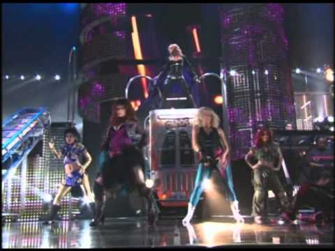 Britney Spears ✮ 02 Intro + Toxic (The Onyx Hotel Tour in Miami)