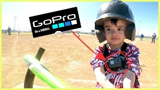 CUTEST TEE-BALL FOOTAGE YOU'LL EVER SEE!!