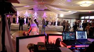 "DJ ""Wedding Introductions & Cake Cutting"" Barker/Grum by: DWF"