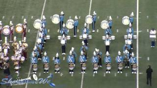 Drumline Showcase - 2016 Honda Battle of the Bands BOTB Drum Feature HBOB