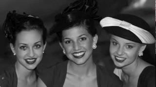 ANDREWS SISTERS IN THE MOOD By Honeybee Trio