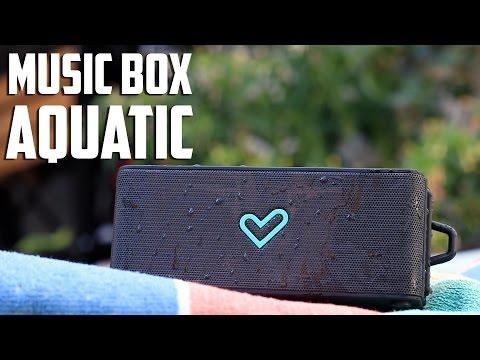 ENERGY Music Box Aquatic: Review en español