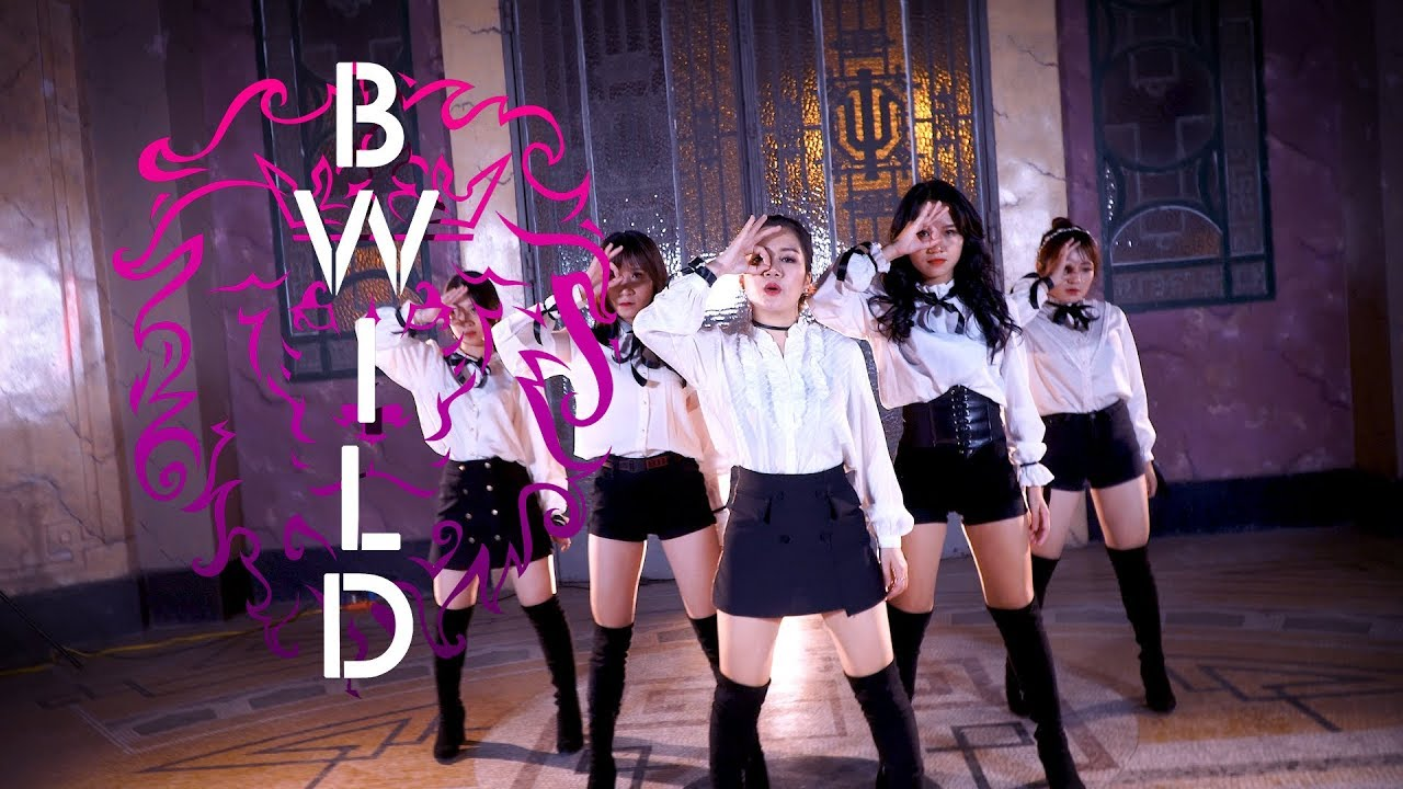 Red Velvet 레드벨벳 '피카부 (Peek-A-Boo)' Dance Cover By B-Wild From Vietnam