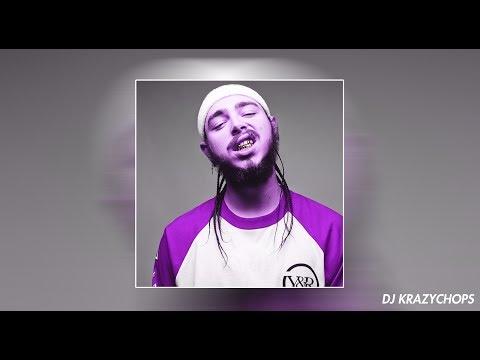 Post Malone - I Fall Apart (Slowed & Chopped) By DJ KrazyChops