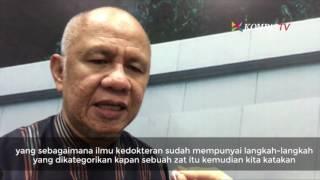 Kemenkes: Legalisasi Ganja di Indonesia Masih Perlu Proses