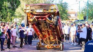 Mariscos El Samys Car Show in Mexicali 5/27/18