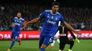 Napoli - juventus 1-1 (02.04.2017) 11a ritorno serie a.