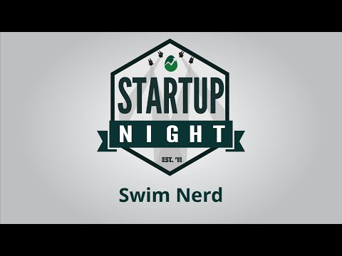 Startup Night @ Hatch: Swim Nerd