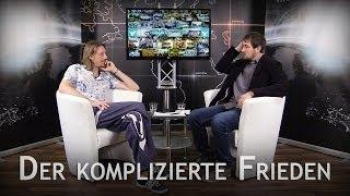 Der komplizierte Frieden - Lars Mährholz im Gespräch mit Frank Höfer (NuoViso)