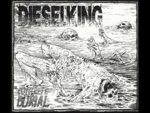 Diesel King  -  Concrete Burial (full album 2015)