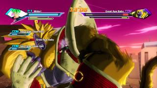 Dragonball Xenoverse - DLC PQ - Revenge of the Tuffle (Ultimate Finish)