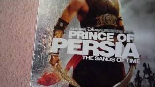 Prince Of Persia Futureshop Blu-ray Iron Pack