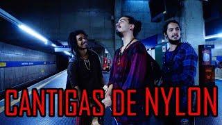 Cantigas de Nylon - Quebrando a barreira do desconhecido no metrô de São Paulo (Subversons)