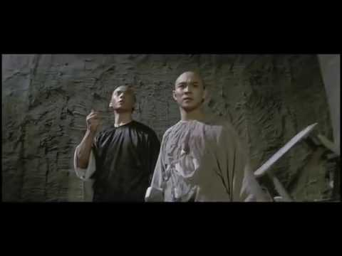Time in China ,, Fight Scene 6 Jet Li vs Donnie Yen