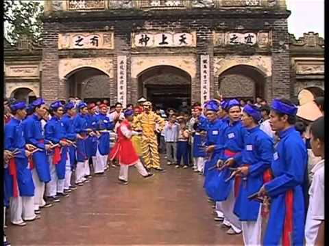 Lễ Hội Gióng, Xã Phù Đổng, Gia Lâm, Hà Nội