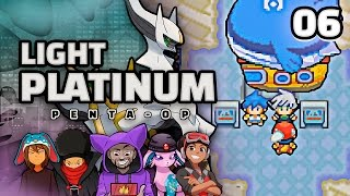 "Pokémon Light Platinum 5-Player Randomized Nuzlocke - Ep 6 ""RANDOMIZED ROUTES?!"""