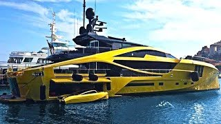 THE MOST EXPENSIVE YACHTS IN THE WORLD