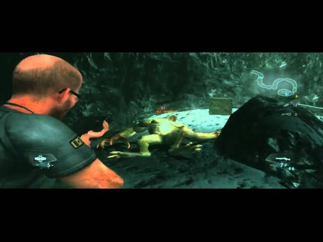 Resident Evil Revelations Modo Asalto - Nivel 4