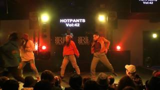 CHAOS HOT PANTS vol.42 DANCESHOWCASE