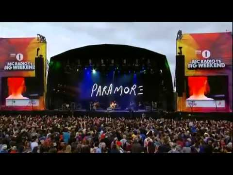 Paramore - The Only Exception Live BBC Big Weekend