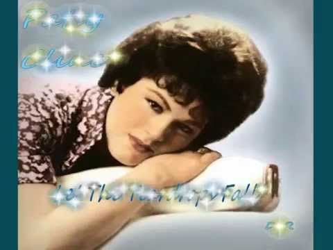Patsy Cline - Let The Teardrops Fall - YouTube