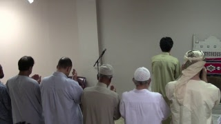 MIC Live Taraweeh Reciter Hamzah Elhabashy Juz 20 21 Till S Luqman Ayah 11