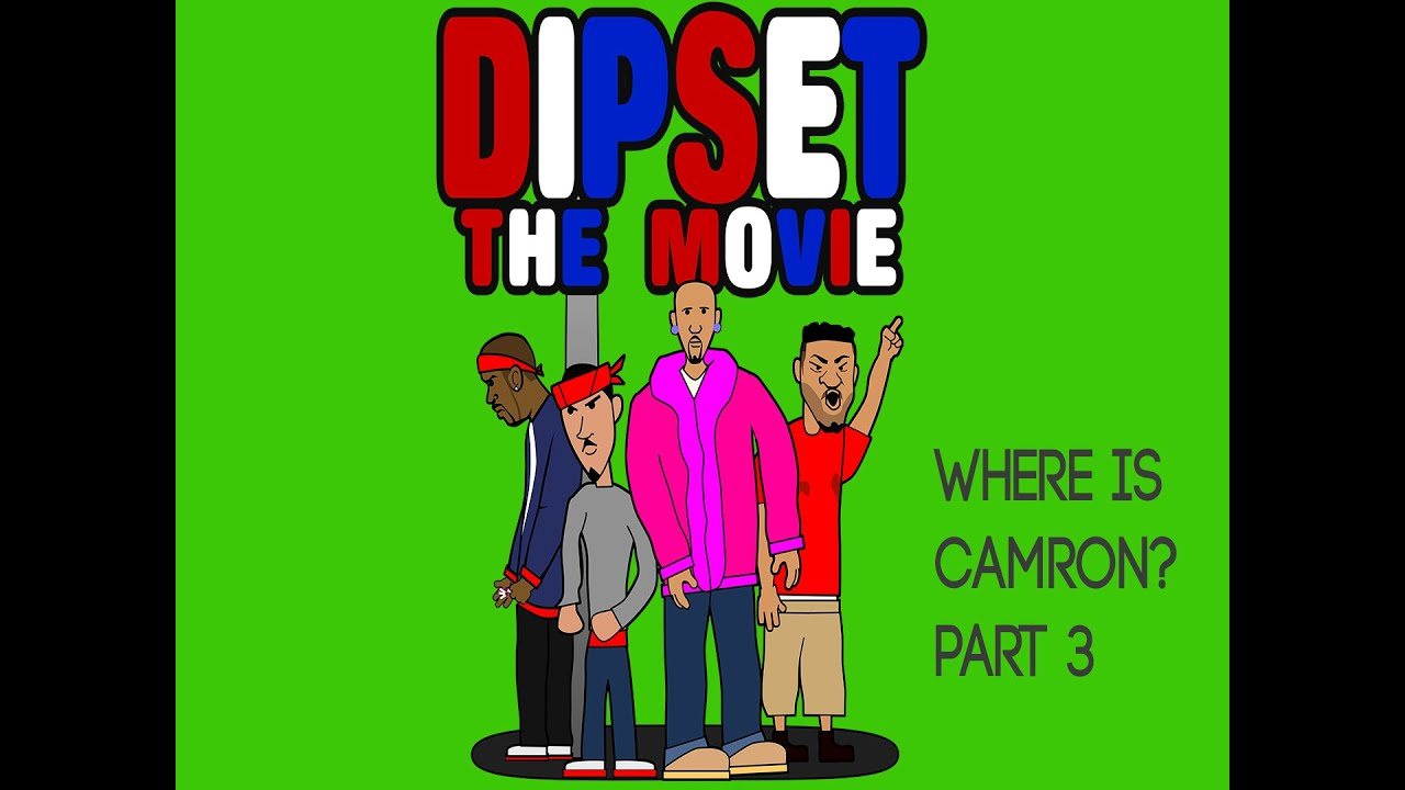 Dipset the Movie: Where Is Camron Part 3
