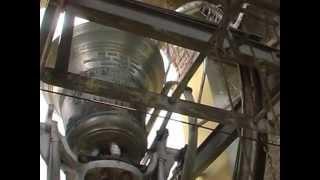 Suono di allegrezza con le campane di San Gallo (Botticino- Brescia)