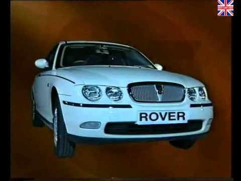 Rover - Rover 75 Electrical Systems - Multiplexing (1999) - YouTube