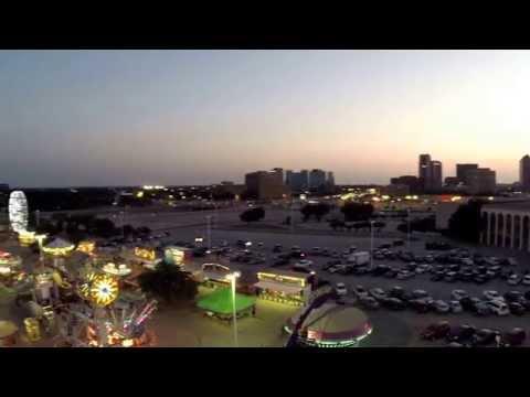 Dallas Carnival at Valley View Mall