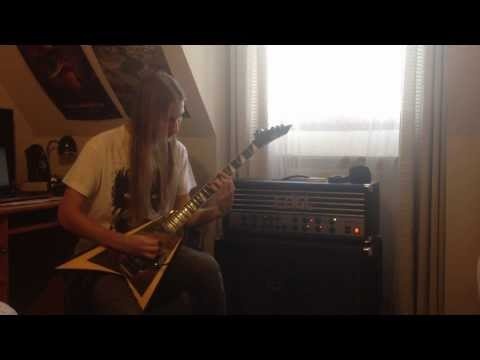 The Faceless - Accelerated Evolution' Guitar Contest
