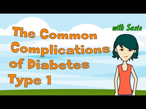 the-common-complications-of-diabetes-type-1