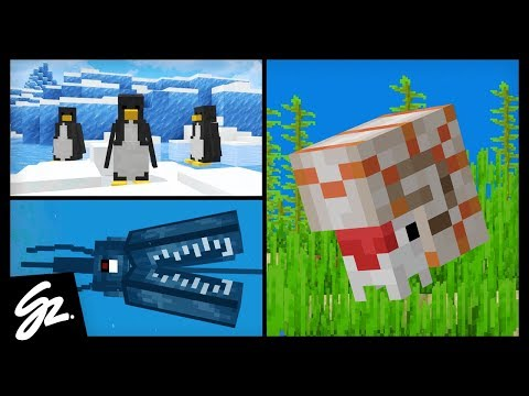 5 Ocean Mobs That Should Be In Minecraft