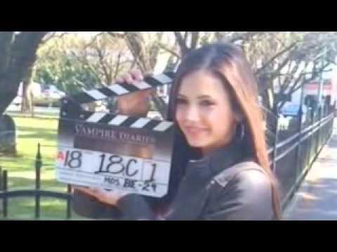 Vampire Diaries - Behind The Scenes - Sleeperstar -