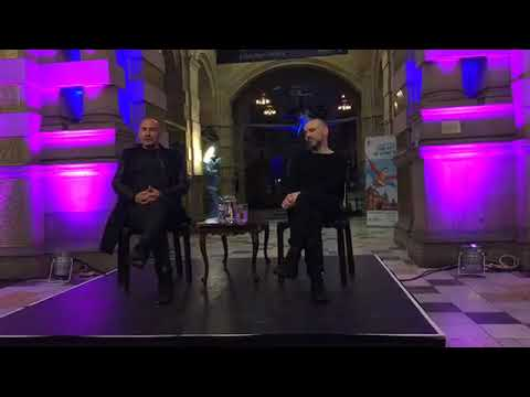 Grant Morrison and Frank Quitely Glasgow Interview 2017 2018