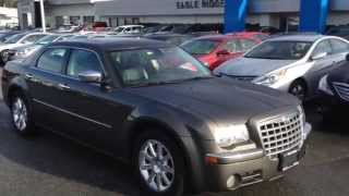 2009 Chrysler 300 Limited RWD V6 Auto for sale at Eagle Ridge GM in Coquitlam, BC