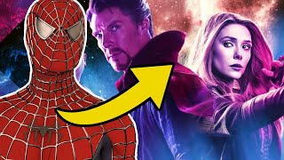 Why Tobey Maguire's Spider-Man Will Return In Doctor Strange 2