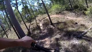 Victory Heights MTB review Gympie