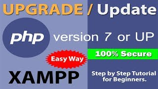 Download lagu UPDATE PHP IN XAMPP (Localhost)   WINDOWS 7, 8,10