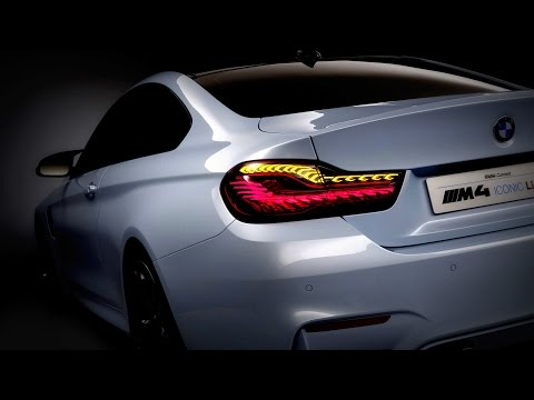 2015 BMW M4 Iconic Lights Concept